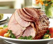 Organic Hardwood Smoked Bone-In Spiral Cut Half Ham - Organic Hardwood Smoked<br />Bone-In Spiral Cut Half Ham