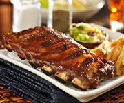 Organic Pork Back Ribs