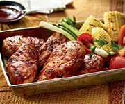 Organic Boneless Skinless<br />Chicken Breast (Whole) - Six approx. 13-oz. pkgs. Boneless, Skinless Chicken Breasts