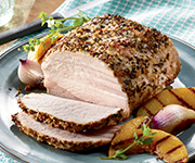 Organic Boneless<br />Pork Loin Roast - Three 20-oz. pkgs Boneless Pork Loin Roasts