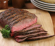 Premium Organic Flat Iron Steak
