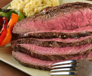 Organic Beef Flank Steak