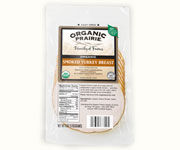 Organic Smoked Turkey Breast Slices - Half Price