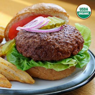 Organic Grass-FedGround Beef