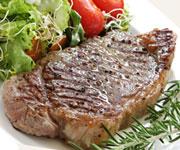 Grassfed Organic Ribeye Steak