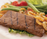 Organic Beef<br />Liver Steak - Ten 8-oz. Beef Liver Steaks