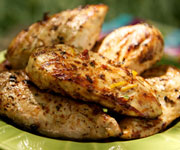 Organic Boneless Skinless<br />Chicken Breast (Halves)